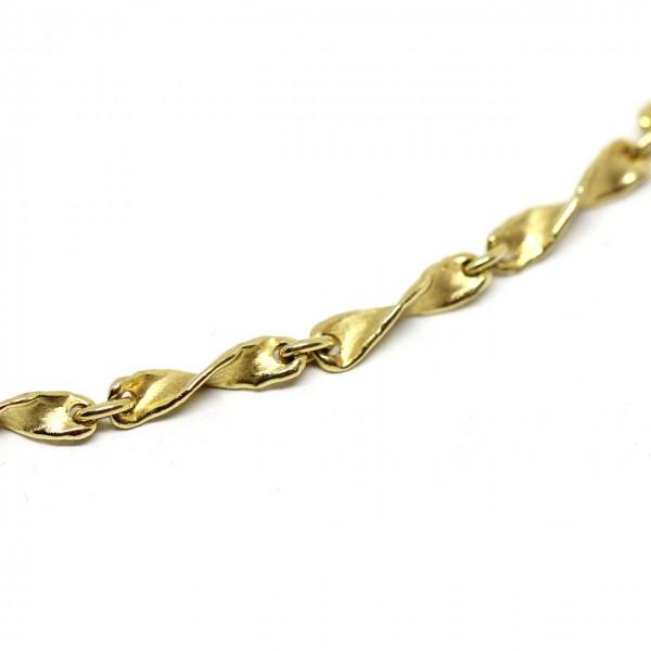 Goldkette gedreht 585 Gelbgold