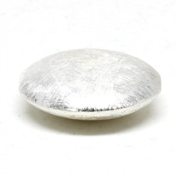 Wechselschließe Scheibe in Silber