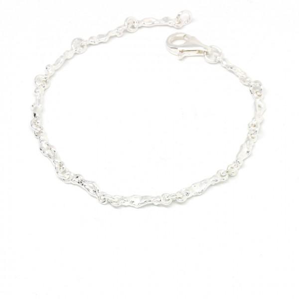 Armband Silber schmal