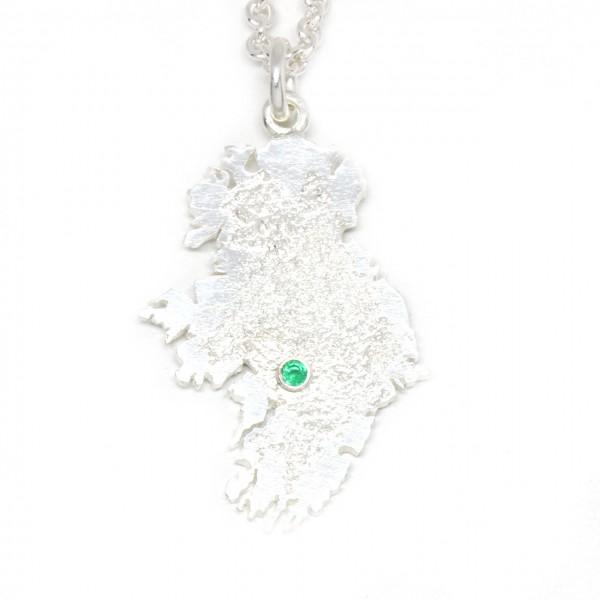 Silberanhänger Irland