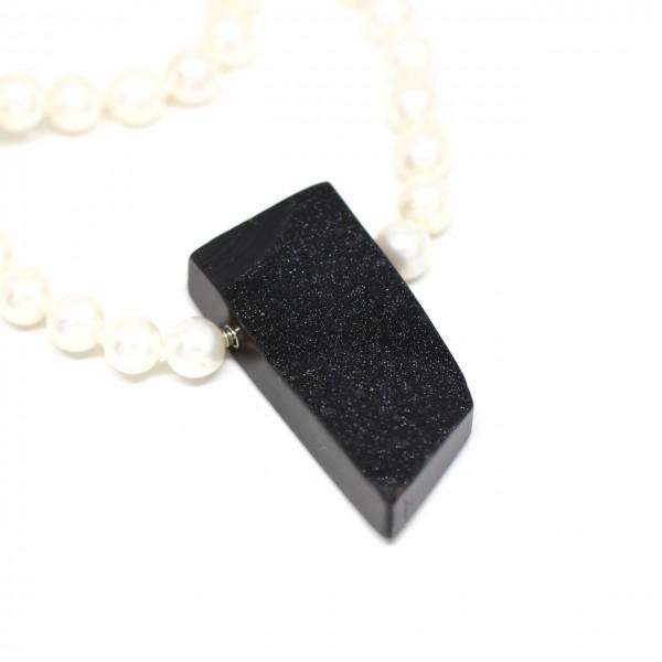 Wechselschließe Onyxkristall