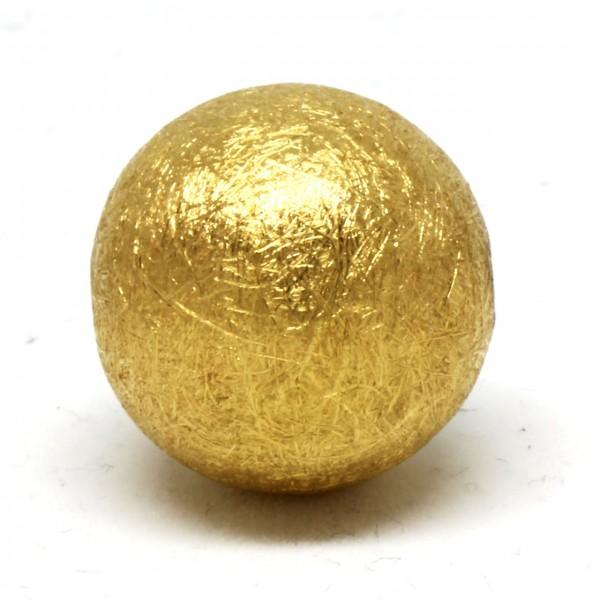 Wechselschließe Kugel Goldplattiert