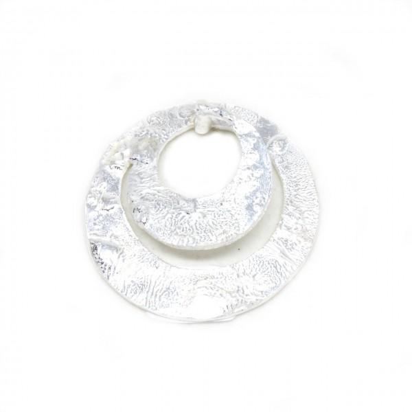 Silberanhänger Spirale
