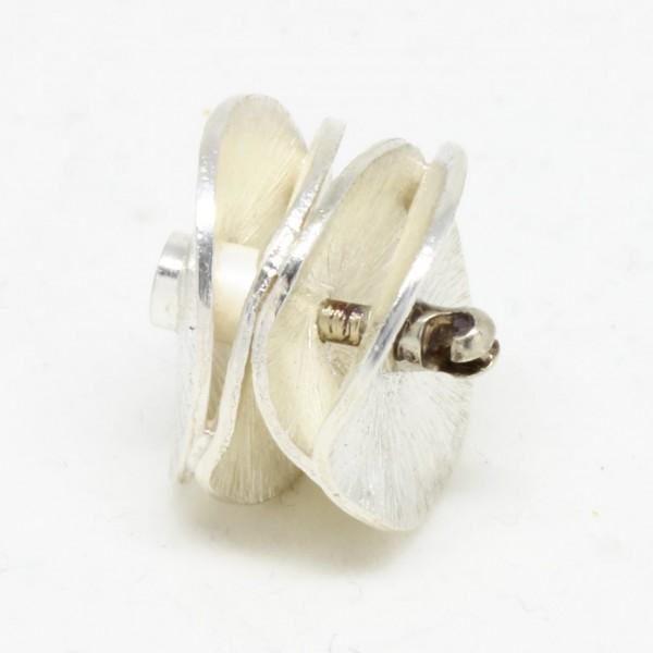 Adapter Silberwelle Handarbeit