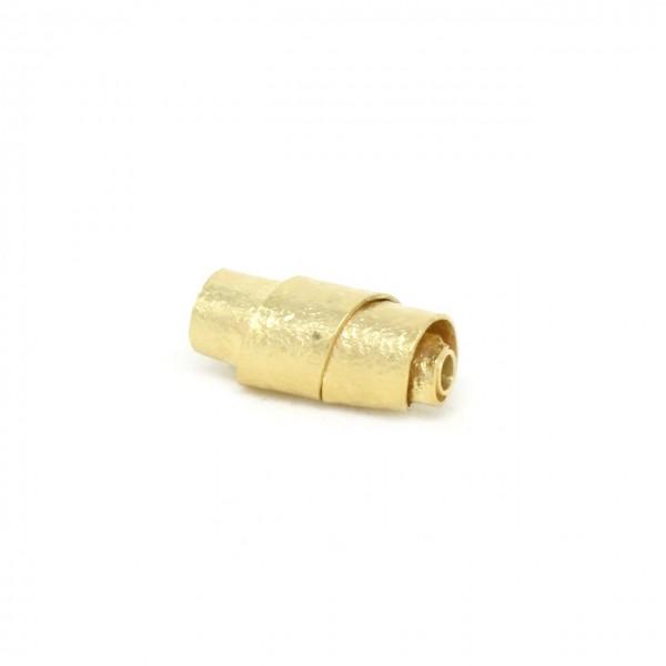 Wechselschließe Wickelwalze 585/- Gelbgold