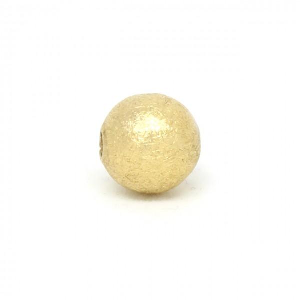 Wechselschließe Kugel 10 mm goldplattiert