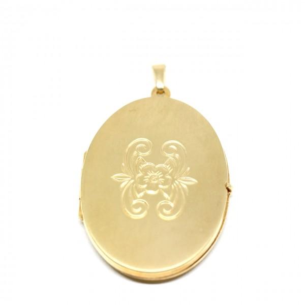 Anhänger Medallion in 333 Gelbgold