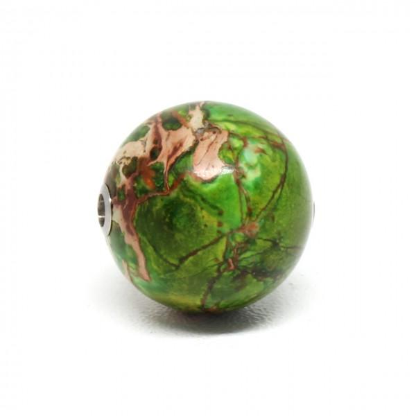 Wechselschließe grüner Planet